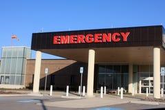 Emergency Entrance Royalty Free Stock Photo