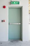 Emergency Exit Royalty Free Stock Images