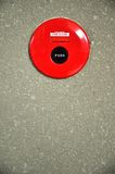 Emergency fire alarm Royalty Free Stock Photo