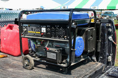 Emergency Generator Royalty Free Stock Images