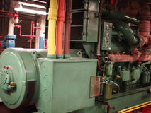 Emergency  Generator Royalty Free Stock Photography
