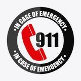 Emergency icon Royalty Free Stock Photos