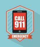 Emergency icon Stock Images