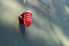 Emergency light Stock Photo
