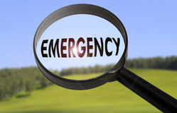 Emergency Royalty Free Stock Image