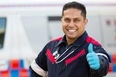 Emergency medical technician Royalty Free Stock Photo