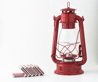 Emergency Or Power Outage Kit Stock Image