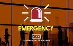 Emergency Service Ambulance Hospital Care Concept Stock Photos