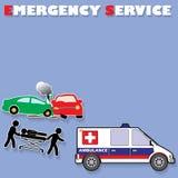 Emergency service Stock Photography