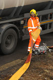 Emergency services specialist Stock Images