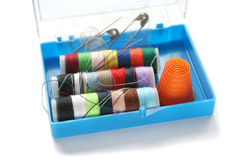 Emergency Sewing Kit Stock Photos