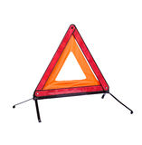 Emergency stop sign Royalty Free Stock Photos