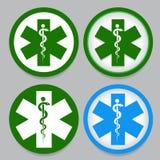 Emergency Symbol Royalty Free Stock Images