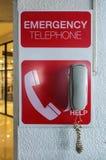 Emergency Telephone Royalty Free Stock Photos