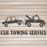 Emergency towing service Royalty Free Stock Photography