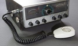 Emergency two way radio Royalty Free Stock Photo