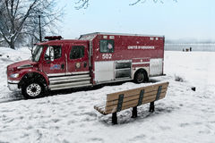 Emergency unit Royalty Free Stock Photos
