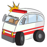 Emergency Vehicle Royalty Free Stock Photo