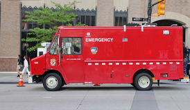 Emergency Vehicle Royalty Free Stock Photos
