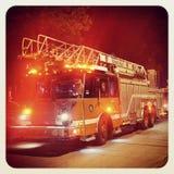 Emergency Vehicles Royalty Free Stock Photo