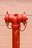 The emergency water supply Stock Photography