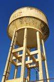 Emergency Water Tank Royalty Free Stock Photography