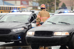 Emergency Work Royalty Free Stock Photos