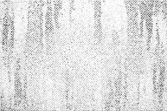 Emergenza, struttura della sporcizia Illustrazione di vettore Fondo di lerciume Modello con le crepe illustrazione vettoriale