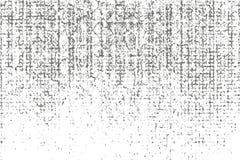 Emergenza, struttura della sporcizia Illustrazione di vettore Fondo di lerciume Modello con le crepe Fotografia Stock