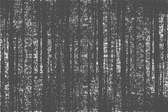 Emergenza, struttura della sporcizia Illustrazione di vettore Fondo di lerciume Modello con le crepe Fotografia Stock Libera da Diritti