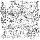 Emergenza, struttura della sporcizia Illustrazione di vettore Fondo di lerciume Modello con le crepe Fotografie Stock Libere da Diritti