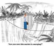 Emerging Market Royalty Free Stock Photo