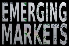 Emerging markets Stock Images