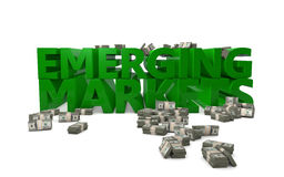 Emerging Markets Royalty Free Stock Images