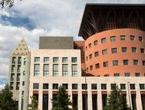 The emerging skyline of Denver, Colorado Royalty Free Stock Photography