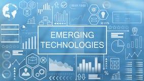 Emerging technologies, animated typography