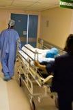Emergência do hospital Imagem de Stock Royalty Free