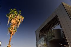 Emerson College in Hollywood Royalty Free Stock Photo