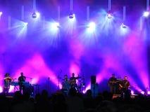 Emerson Drive no concerto Imagens de Stock