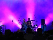 Emerson Drive no concerto Foto de Stock Royalty Free