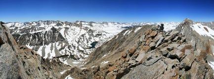 emerson góry panorama Zdjęcia Royalty Free