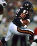 Emery Morehead, Chicago Bears imagenes de archivo