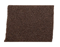 Emery paper Royalty Free Stock Photo