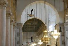 Emevi meczet w Aleppo Obraz Royalty Free