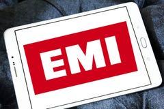 EMI записывает логотип Стоковое Изображение