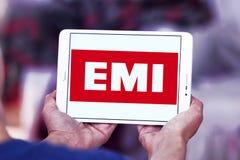 EMI Nagrywa loga Obraz Stock