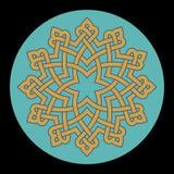 Emil Arabic Ornament Fotos de archivo libres de regalías