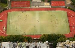 Emile Anthoine-Stadion Stockbild