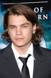 Emile Hirsch. At the Los Angeles premiere of The Reaping at the Mann Village Theatre, Westwood. March 30, 2007  Los Angeles, CA Picture: Paul Smith / Royalty Free Stock Image