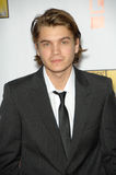 Emile Hirsch. At the 12th Annual Critics' Choice Awards at the Santa Monica Civic Auditorium. January 12, 2007  Los Angeles, CA Picture: Paul Smith / Royalty Free Stock Photography